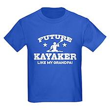 Future Kayaker Like My Grandpa T