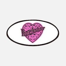 Pink Rockstar Patch