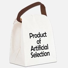 Artificial Selection Canvas Lunch Bag
