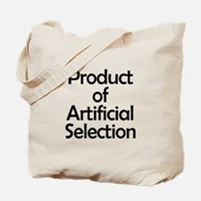Artificial Selection Tote Bag