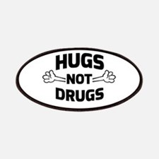 Hugs! Not Drugs Patch