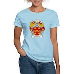 Ginoves Family Crest Women's Light T-Shirt