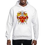 Ginoves Family Crest Hooded Sweatshirt