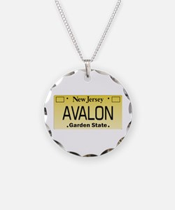 Avalon NJ Tag Giftware Necklace