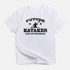 Future Kayaker Like My Grandma Infant T-Shirt
