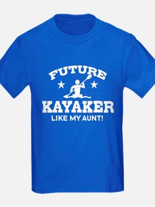 Future Kayaker Like My Aunt T