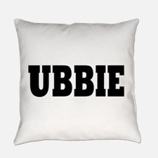 Ubbie, Rideshare Driver Guy Everyday Pillow