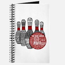 The Big Lebowski Pins Journal