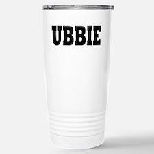Ubbie, Rideshare Driver Travel Mug