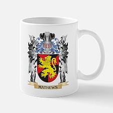 Mathews Coat of Arms - Family Crest Mugs