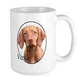 Vizsla Large Mugs (15 oz)