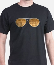 The Big Lebowski Glasses T-Shirt