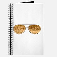 The Big Lebowski Glasses Journal