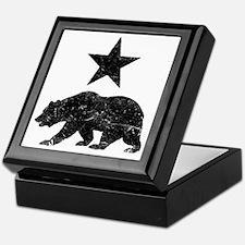 Cool California republic Keepsake Box