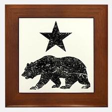 California republic Framed Tile