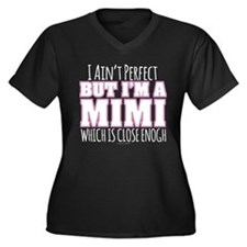 Not Perfect Mimi Plus Size T-Shirt