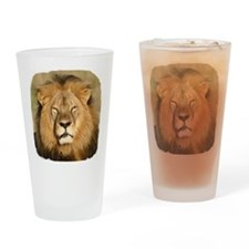 Cecil the Lion Drinking Glass