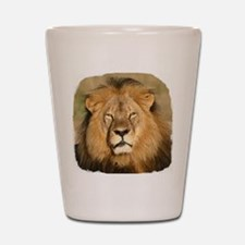 Cecil the Lion Shot Glass
