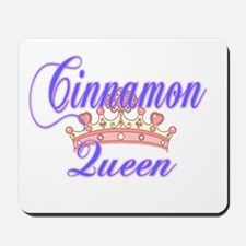 Cinnamon Queen Mousepad