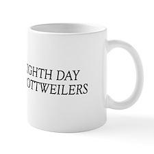 8TH DAY Rottweiler Mug