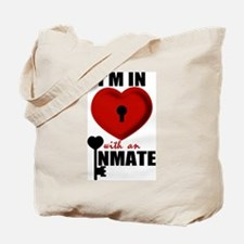 Cute Inmate Tote Bag
