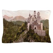 NEUSCHWANSTEIN CASTLE Pillow Case