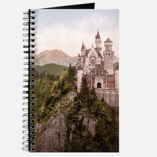 NEUSCHWANSTEIN CASTLE Journal