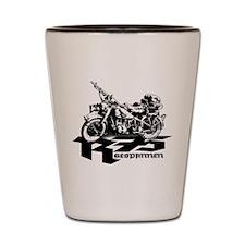 R75 Shot Glass