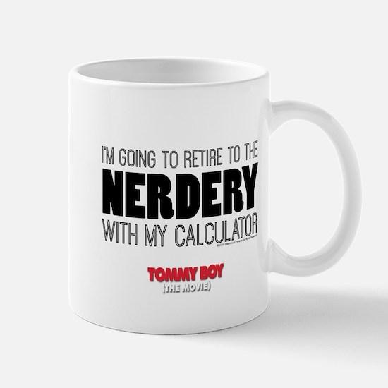 Nerdery Mug
