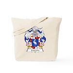 Garzon Family Crest Tote Bag