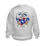 Garzon Family Crest Kids Sweatshirt