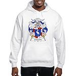 Garzon Family Crest Hooded Sweatshirt