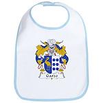 Garzo Family Crest  Bib