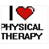 Physical therapy Posters