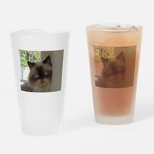 seal point himalayan Drinking Glass