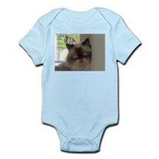seal point himalayan Body Suit