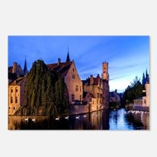 Stunning! Bruges Pro Photo Postcards (Package of 8