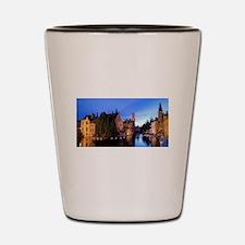 Stunning! Bruges Pro Photo Shot Glass