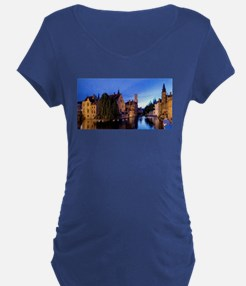 Stunning! Bruges Pro Photo Maternity T-Shirt