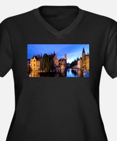 Stunning! Bruges Pro Photo Plus Size T-Shirt