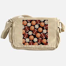 Unique Sports Messenger Bag