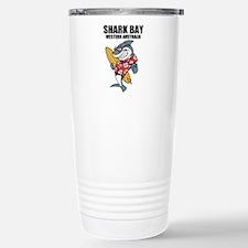 Shark Bay, Western Australia Travel Mug