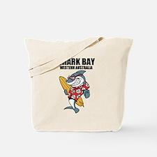 Shark Bay, Western Australia Tote Bag