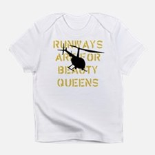 Funny Helicopter pilot Infant T-Shirt