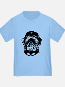 Black Pug Chairman! Baby/T