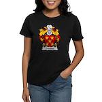 Garayo Family Crest Women's Dark T-Shirt