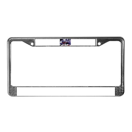 Chevy Taho License Plate Frame