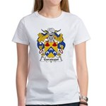 Garategui Family Crest Women's T-Shirt