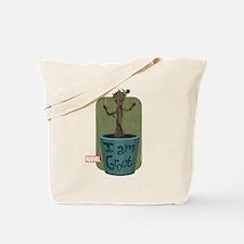 Guardians Baby Groot Tote Bag