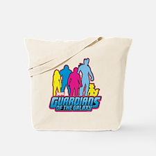 Guardians 80s Tote Bag